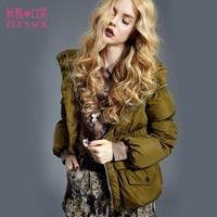 [ELF SACK] a fairy bag romance ~ winter bud type large pockets of cotton