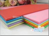 7*18cm 80gsm Mix Colors Punch Paper,Scrapbooking Crafts Paper, DIY Decor Cards