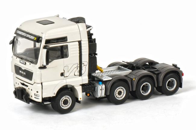 MAN TGX XXL 8x6 Single truck(China (Mainland))