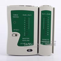 Networking Tool Network Cable Tester RJ11 RJ12 RJ45 Cat5 CAT5E Drop Shipping Wholesale