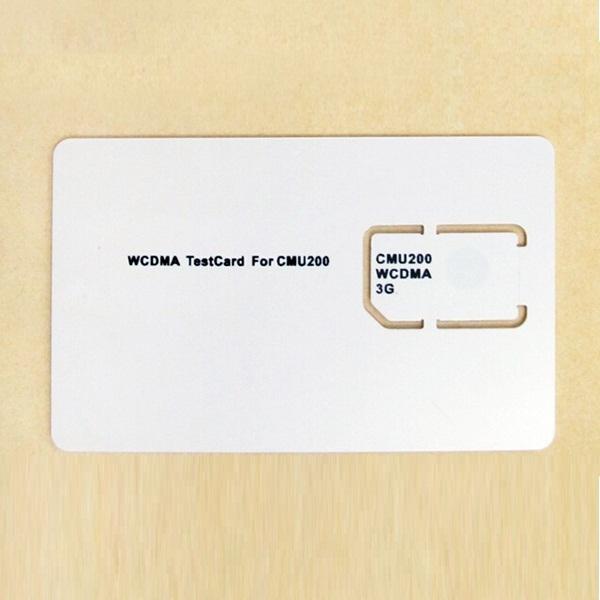 CMU200 SIM Card 3G Test Card WCDMA Test Card