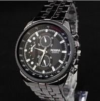 Freeshipping!Watches Men Luxury Brand Design relogio masculino Military Quartz watch Digital Full stainless Steel wristwatch SB9