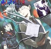 Hot New Anime Tokyo Ghoul Kaneki Ken Eye Patch Single-Eyed Japanse Prop