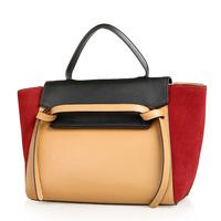 New Arrival women leather bags 2014 cowhide female shoulder bag genuine leather handbag women's big bag