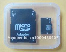 Hight speed real capacity  micro sd card 8gb CLASS 6 memory Card TF card(China (Mainland))