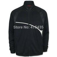 TOP Thai 14/15 Liverpool soccer Jacket Gerrard Sturridge sportswear tracksuit football training jacket coat suit jersey