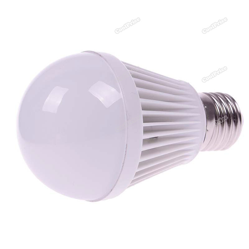coolprice Salable! E27 5W SMD2835 LED Globe Bulb Ball Light Lamp Warm Pure White AC 100-240V rushing to buy(China (Mainland))
