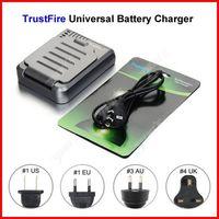 ( 3 pcs/lot ) TrustFire TR003P4 Universal 18650 Battery Charger AU Plug For CR123A 14500 18650 Li-ion Battery Wholesale
