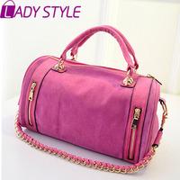 fashion scrub women handbag vintage messenger Bags bucket shoulder Bags casual bag handbags new 2015 HL2998