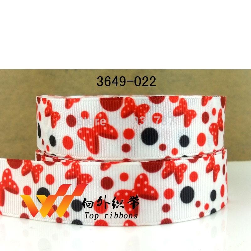 Лента для одежды TOP ribbons 7/8 50 grosgrain 3649/022 3649-022 20 022 50 919696