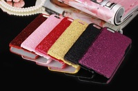 New Fashion Bling Shining Glitter Back Cover Hard Case For iPhone 6 plus Hard Case For iphone 6 plus  Hot sale
