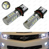 Xenon White High Power P13W LED Bulbs For Daytime Running Lights Fog Lamps