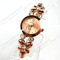 Beautiful fashion women's bracelet watch,quartz watch,color optional F066
