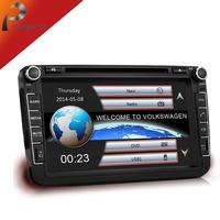 2 din Car DVD GPS For VW Jetta Passat CC Golf 5 6 Tiguan Touran Polo Sedan Skoda Fabia Octavia Superb Audio Steering wheel Radio