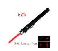 3PCS New Red Powerful Laser Pen Pointer Beam Light 5mW  Free shipping and drop shipping