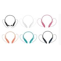 Wireless Stereo Bluetooth Headphone Headset Neckband Style Earphone for iPhone Nokia HTC Samsung LG Cellphones