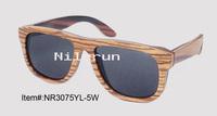 splicing wood eyewear