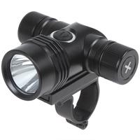 FK08 500LM XML-T6 LED High-strength Tempered Glass Lens Clamp Bike Light