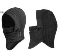 Winter Outdoor Sport Hats Hiking Thermal Warm Hat Balaclava Hood Skiing Caps Fleece Ski Bike Scarf Hat Wind Stopper Ski Mask Hat