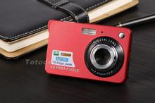 18MP 2.7 Inch TFT LCD 720P HD Digital Video Recorder Camera 8X Digital Zoom Anti-shake 3 colour mini camcorders