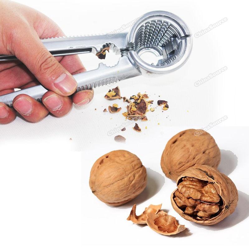 Chinasource atualmente cozinha NutCracker Grinder Pine Crusher Masher amendoim porca Walnut Presser Sheller venda promoção(China (Mainland))
