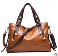 Free shipping Hot-selling fashion 2014 women's handbag fashion first layer of cowhide bags handbag