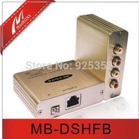 Free shipping,VGA extender,AV extender,2CH Stereo Hi-Fi Audio Balun, Hi-Fi Audio up to 3,250ft via Cat5e/6,No Power required