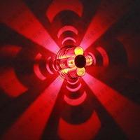 1w 220v led wall lamp modern Epistar chip best quality indoor decoration light