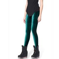 Black Milk Girls Velvet Leggings 2014 New Women Winter Leggings Velvet Legging Fitness Clothing For Women