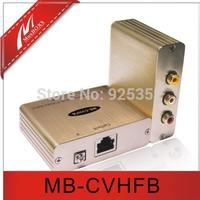 Free shipping,AV extender,Video/Stereo Hi-Fi Audio Balun,VGA extender,Composite Video up to 1000ft via Cat5e/6,No Power required
