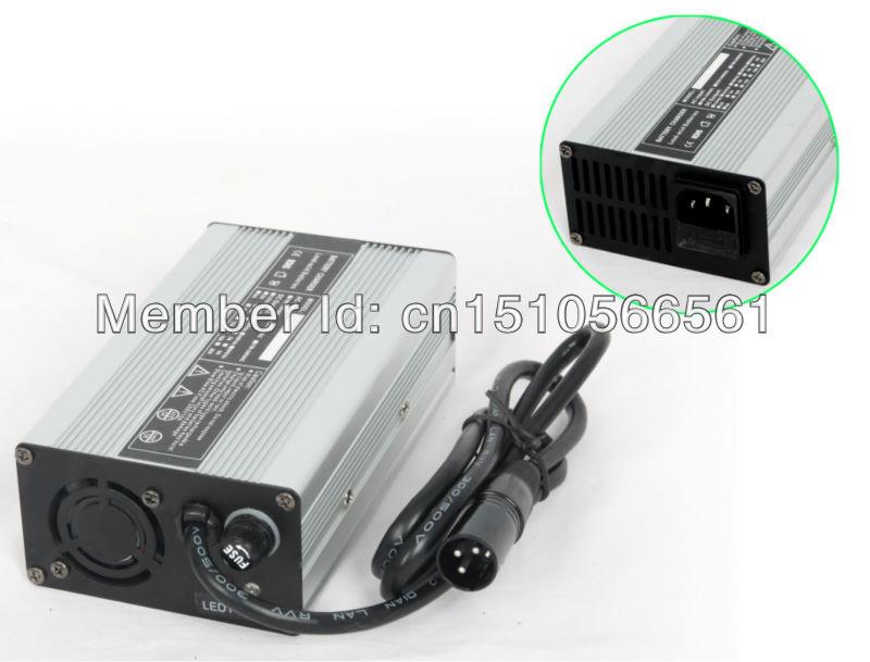 180watt 12/24/36/48/60/72VDC lithium/lead acid battery charger/ LI-MN Charger(China (Mainland))