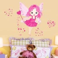 Taobao hot cartoon Angel new best selling kids room nursery trade one generation wall stickers
