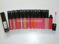 12 pcs/lot NEW GLOSSIMER 12 color lip gloss 10 g !!!Wholesale - Factory Direct!