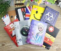 free shipping lovely cartoon  passport cover passport holder ID card holder