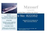Maxsurf 13.01 /English version /ship design software