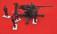 1:72 spot finished military model resin 88 artillery man