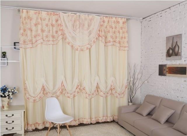 chambre rideaux belle maison décoration 2 Pcs(China (Mainland