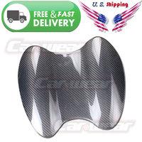 for 08-14 Mitsubishi Lancer EX EVO X 10 Carbon Fiber Gauge Pod Dash Panel Top Cover Trim
