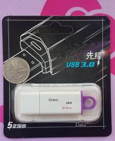 Free Shipping cle Mini Minions 3.0 USB Flash Drive/Pendrive High Quality 32GB 64GB Key Stick/Flash Disk With Gift Stylus