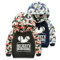 Children's hoodies multicolour 2014 boys winter coat baby plus velvet thickening sweatshirt outerwear