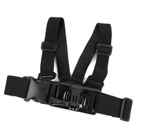 F11028 Adjustable Junior Chesty Mount Harness Chest Body Strap Belt Tripod for Kid Child GoPro HD Hero 2 3 3+ Plus 4 FS