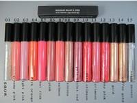 Makeup Lip gloss 1.92g !! 15 Color !Free Shipping (15 pcs/lot)