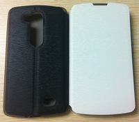 High quality PU Leather Stand Flip Cover Case For LG L Fino/G2 Lite D295
