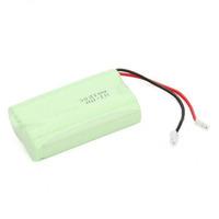 Rechargeable 2.4V AA 1800mAh NI-MH Battery Pack (Actual 800mAh)