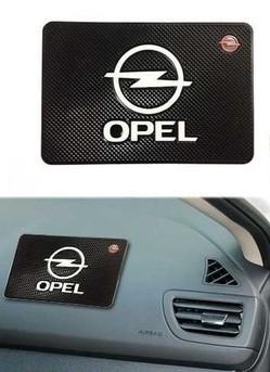Автомобиль против скольжение циновка приборной панели мобильный телефон для Opel Corsa знаки Meriva Zafira Astra Vectra антара Mokka
