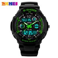 Skmei Sports Watches Fashion Casual Quartz Digital Watch Men Wristwatches Relogios Masculinos Men's Military Wrist watches