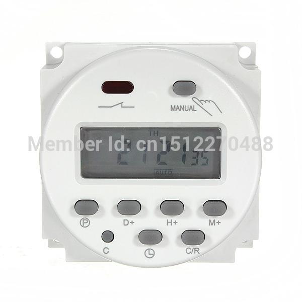 Таймерный выключатель 12V 16