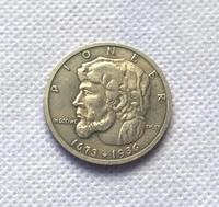 1936 Elgin Commemorative Half Dollar COIN COPY FREE SHIPPING