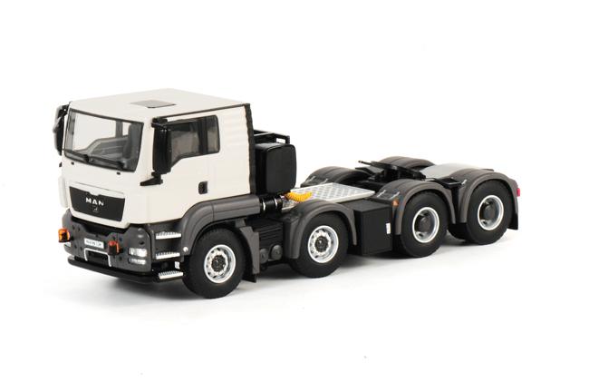 MAN TGS L 8x4 Single truck(China (Mainland))