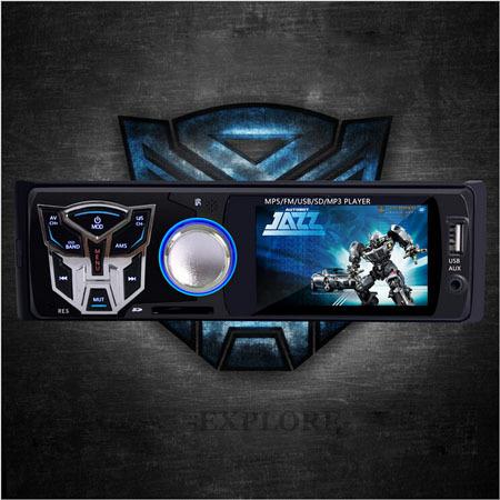 "NEW 3"" TFT HD Digital Car Stereo FM Radios MP3 MP4 MP5 Audio Video Media Players USB/SD MMC Port Car Electronics In-Dash(China (Mainland))"